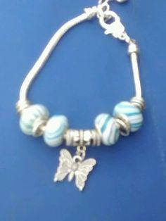 butterfly bracelet #European