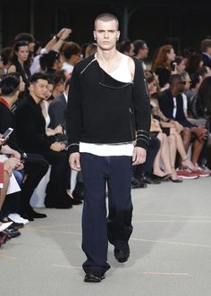 Givenchy - Men-Spring Summer 2017 - Show Collection