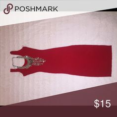 Red Dress Hi! I am selling a red dress from Windsor. Small, was only worn once. WINDSOR Dresses Mini