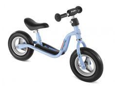 Loopfietsen - Graag deze van PUKY, waarom?  BELANGRIJK:  - Juiste model: voor Puky is dit de LR M, vanaf 2 jaar!  - 2 wielen om evenwicht te leren  - GEEN rem! (gevaarlijk op hun leeftijd)  - verstelbaar zitje + verstelbaar stuur  - liefst in aluminium en niet in hout  - luchtbanden  - liefst geen roze fietjes maar 'neutralere' kleuren. Ze verkopen deze o.a. bij Ingelberts in Aarschot.