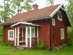 Hemtrevligt torp vid liten sjö (Torp uthyres i Sulvik, Arvika, Värmland)