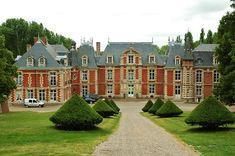 Château de Suzanne - (Somme)
