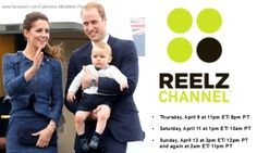 """""""William, Kate & George: A New Royal Family"""" by Reelz Channel (April 2015)"""
