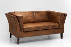 Sedačka Canapee 2-Seater Vintage Eco - 5