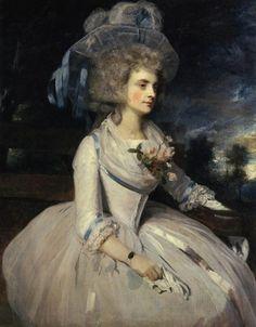 Lady Skipwith. 1787. Sir Joshua Reynolds