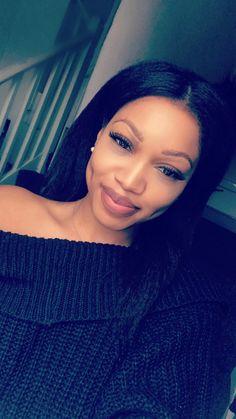 Miss Yahzel Israel ( London UK) Pretty Black Girls, Beautiful Black Women, Pretty Woman, Simply Beautiful, Girls With Dimples, Curly Hair Styles, Natural Hair Styles, Ebony Beauty, Brown Skin