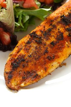 Moroccan-Spiced Tilapia #Recipe