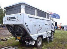 All Terrain Warriors at Overland Expo West 2015