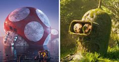 The Apocalypse Of Pop Culture By Filip Hodas (10+ Pics) | Bored Panda