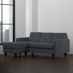 Found it at Wayfair - Luca SoFast® Reversible Sectional
