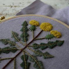 dandelion by yumiko higuchi