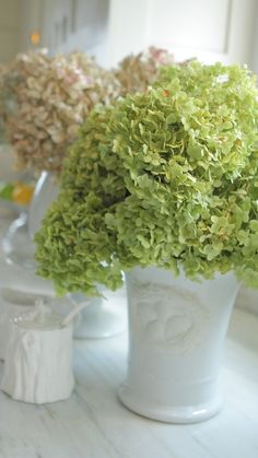 There are three popular methods to preserve your hydrangeas. Choose the one that fits your needs.
