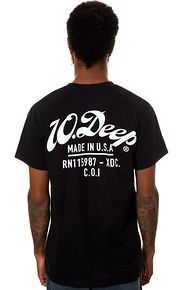 de64834dc8e60 10 Deep The Script Work Tee in Black Camo Joggers