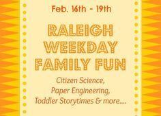 raleigh family weekday fun feb 16th 19th wwwsocialbutterfliesnccom check - Halloween Express Raleigh