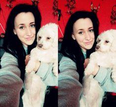 My dog, Queen. <3  Garai Diana