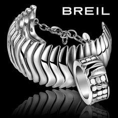 NOUVELLE VAGUE + STEEL SILK by Breil: geometrie di luce, gioca con il tuo look!