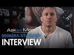 Baby Shower Hostess Gifts, George St Pierre, Ufc, Interview, Check, Fictional Characters, Fantasy Characters