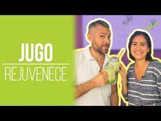 El JUGO Con Más Colágeno del Mundo - YouTube Smoothie Drinks, Smoothies, Healthy Tips, Gym, Youtube, Nature, Sari, Dessert, Cook