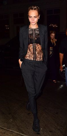 InStyle's Look of the Day picks for August 01, 2016 include Victoria Beckham, Cara Delevingne and Margot Robbie.
