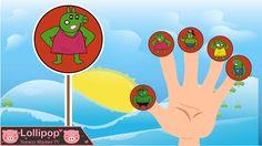#Peppa Pig #Hulk #Lollipop #Finger Family \ #Nursery Rhymes Lyrics and More