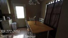 Ruston Louisiana Home for Sale 3BR/2BA $122,000 - 2887 W Barnett Springs