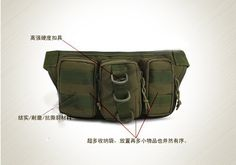 Aliexpress.com : Buy Outdoor Gear Military Waist Pack ,Tactical Belt Bag ,Cycling , Fishing ,Camping Utility Army Molle Pouches For Men from Reliable gear guitar suppliers on Shoulder ring
