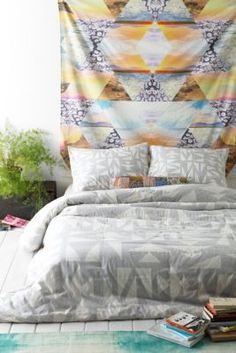 Assembly Home Finn Triangle Comforter