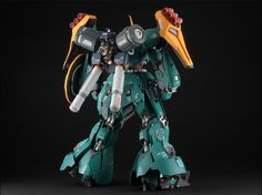 Jagd Sinanju Modeled by SAT | Gundam Century