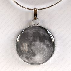 The Moon Pendant