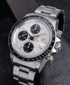 1992 Tudor 79160 Big Block Chronograph