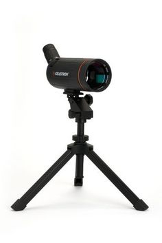 NEW Celestron 52238 Mini Mak Spotting Scope Eyepiece Adapter Table Tripod Flash Photography, Underwater Photography, Scopes For Sale, Hunting Scopes, Crisp Image, Rifle Scope, Night Vision, Telescope, Mini