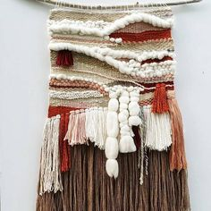 Large+Woven+Wall+Hanging+Wall+Weaving+Colorful+Wall+Art