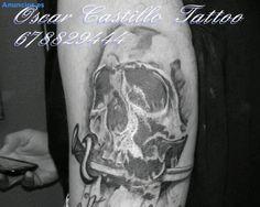 Tatuador Profesional A Domicilio - Belleza y estética en CiudadReal, Ciudad Real.