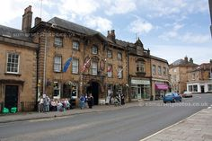 Historical Buildings - Crewkerne Somerset