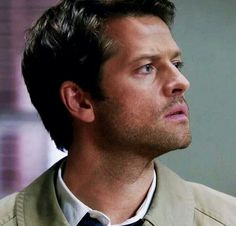 Castiel with Dean And Sam