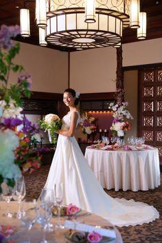 Wedding   川越 ハツネヤガーデン   祝福の鐘の音が響くふたりの川越ウエディング
