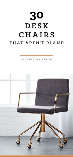 stylish and comfortable office chairs you must see pinterest