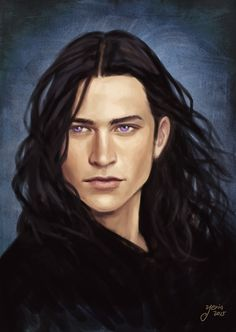 Yvad Trevelyan by slugette on DeviantArt (pretty, pretty Inquisitor boy... <3 )