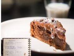 Denne kage smager af barndom og iskold mælk - Franciska Beautiful World Norwegian Food, Norwegian Recipes, Snacks, Cake Cookies, Cravings, Cake Recipes, Sweet Treats, Food And Drink, Sweets