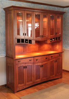 China Hutch - Reader's Gallery - Fine Woodworking