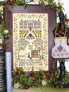 Rosings - Cross Stitch Pattern