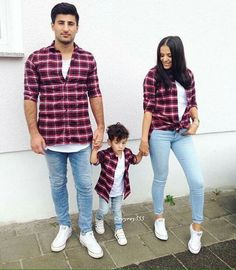 Pin by Cesiah Padilla on Matching Outfits Mother Son Matching Outfits, Mom And Son Outfits, Matching Couple Outfits, Baby Boy Outfits, Paar Style, Mommy And Son, Mom Son, Mother Daughter Fashion, Kids Fashion Boy