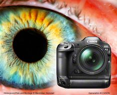 Maximilian Weinzierl – Fotografie und viel mehr: Canon EOS R3 – Profi-Spiegellose mit Eye Control A... Canon Eos, Foto Canon, Exposure Compensation, Multiple Exposure, Noise Reduction, Aperture, Shutter Speed, The Flash, Manual