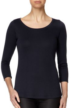 Essential 3/4 Sleeve Top – Lavender Hill Clothing