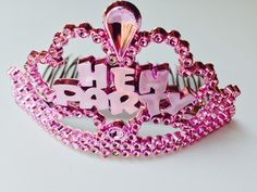 Pack of 6 Mini Hen Party Tiaras are the perfect accessory for your Hen Party #HenParty