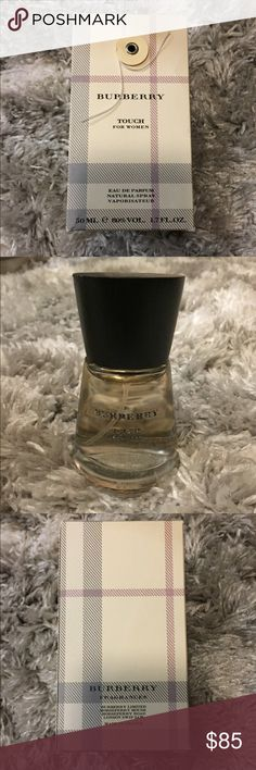 NWB Burberry Touch Brand new Burberry touch for women. Burberry Other