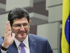 Joaquim Levy durante audiência pública de Comissão de Assuntos Econômicos do Senado Federal, em Brasília - 31/03/2015