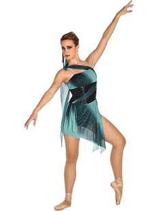 Color Guard Costume. Just add unitard.     http://www.algyperforms.com/lyrical/lyrical-featured/all-around-me-short.html