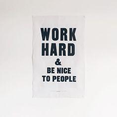 (someone give me a job so I can work hard pls)