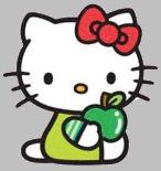 Hello Kitty maça